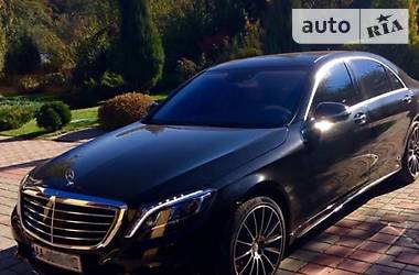 Mercedes-Benz S 500 AMG Matic Long 2015