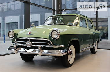 ГАЗ 21 1958