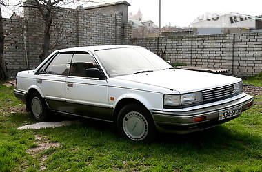 Nissan Bluebird 1984