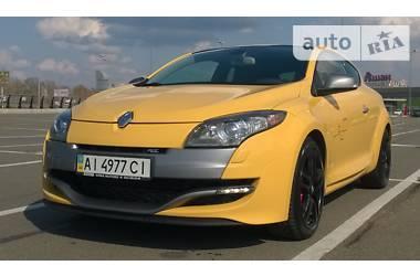 Renault Megane RS CUP 2012