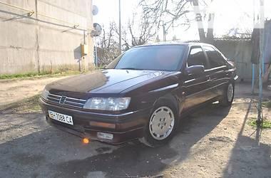 Peugeot 605 SR 1994
