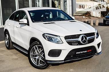 Mercedes-Benz GLE-Class Coupe AMG 2018