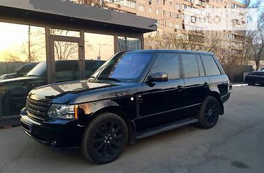 Land Rover Range Rover Autobiography BLACK 2007
