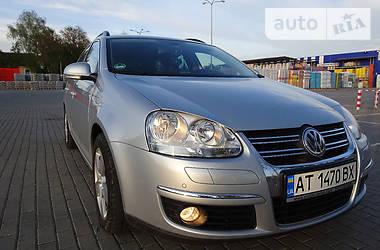 Volkswagen Golf Variant Comfortline 2009