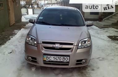 Chevrolet Aveo 3 2008