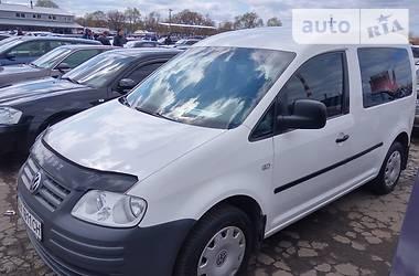 Volkswagen Caddy пасс. 1.4 i 16V 2005