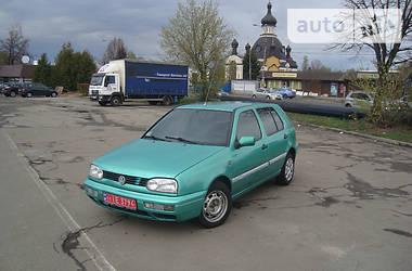 Volkswagen Golf III GAZ. 1998