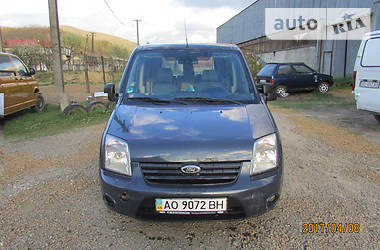 Ford Transit Connect пасс. 90T200 Trend 2012