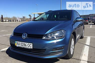 Volkswagen Golf VII 1.4 2013