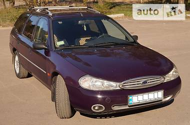 Ford Mondeo TD CLX 1997