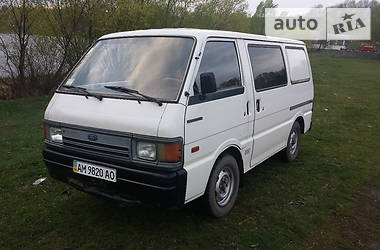 Ford Econovan 1988