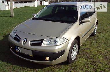 Renault Megane 1.5dCi.78kW. 2006