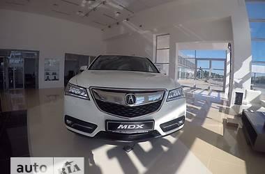 Acura MDX 3.5 AT (290 л.с.) Ad 2016