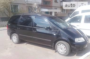 Volkswagen Sharan 1.9 TDI 2001