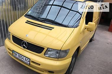Mercedes-Benz Vito груз. ideal 1998