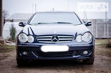 Mercedes-Benz CLK 320 2003