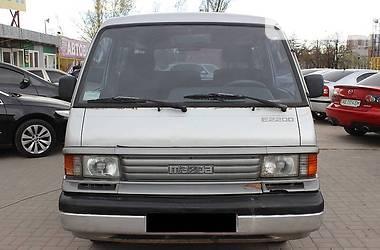 Mazda E-series пасс. 1998