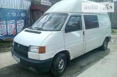 Volkswagen T4 (Transporter) груз 2.4 D 1999