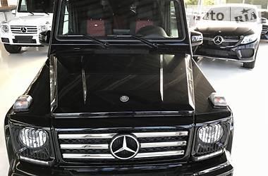 Mercedes-Benz G 350 d FULL Designo 2017