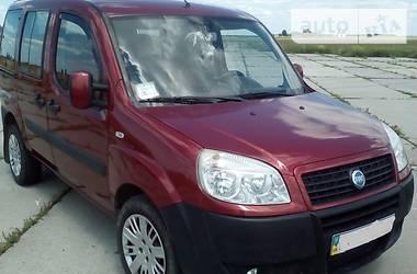 Fiat Doblo Panorama Panorama family 2007