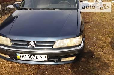 Peugeot 605 1996