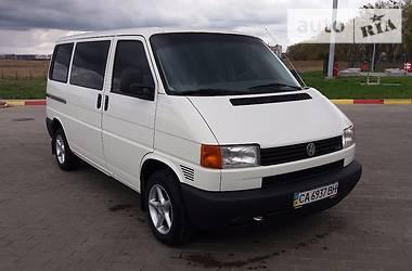 Volkswagen T4 (Transporter) пасс. Multivan 2001