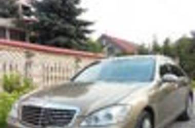 Mercedes-Benz S 350 2008