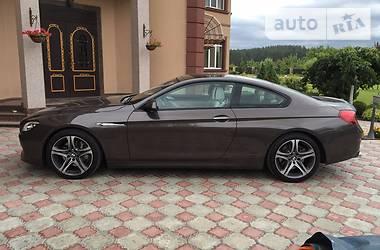 BMW 640 640Dxdrive 2012