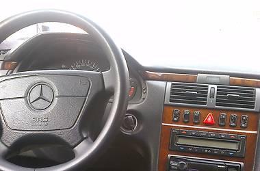 Mercedes-Benz E-Class 4matic 1998