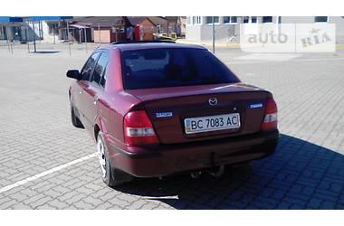Mazda 323 2.0 2001