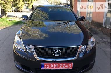 Lexus GS 350 Sport 2011