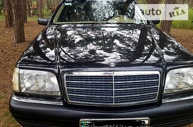 Mercedes-Benz S 500 w140 1998