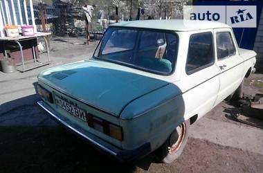 ЗАЗ 968 м 1988