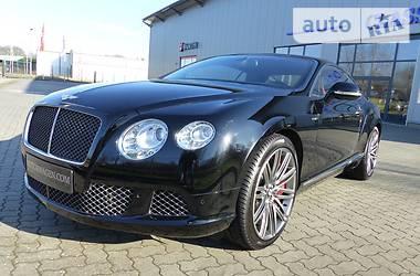 Bentley Continental GT Speed Mulinner 2015