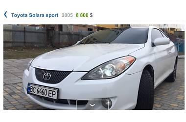 Toyota Solara 2005