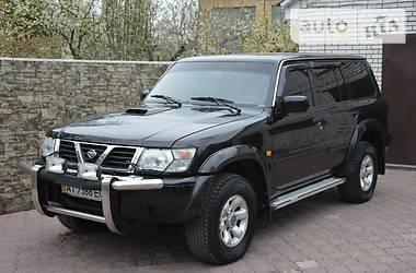 Nissan Patrol GR TDI 2001