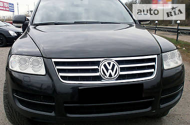 Volkswagen Touareg 2.5 MT 2005