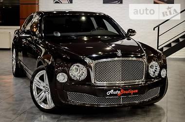 Bentley Mulsanne 2012
