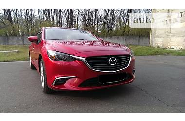 Mazda 6 AT Style 2016