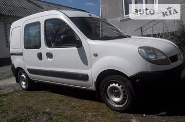 Renault Kangoo груз. 1.5 DCI 2003