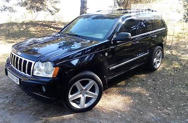 Jeep Grand Cherokee HEMI 2007