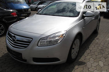 Opel Insignia Sports Tourer 2010