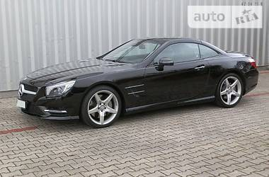 Mercedes-Benz SL 350 3.5I 2014