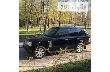Land Rover Range Rover 2006
