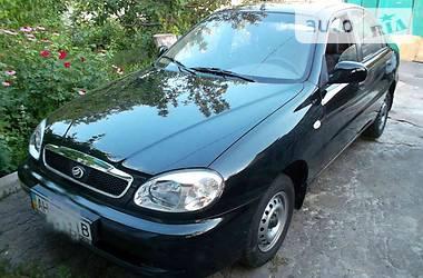 Daewoo Sens 2012