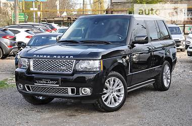 Land Rover Range Rover 4.4 AUTOBIOGRAPHY 2012