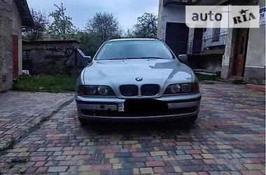 BMW 525 1999