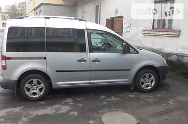 Volkswagen Caddy пасс. 1.9TDI 77kwt 2009