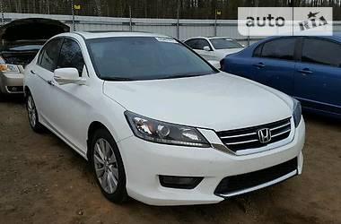 Honda Accord 2.4L 4 2014