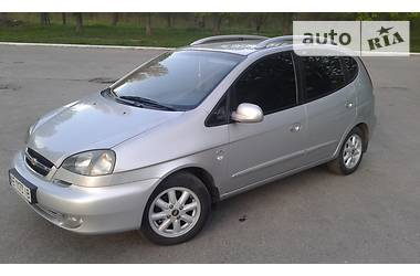Chevrolet Tacuma СDX 2006